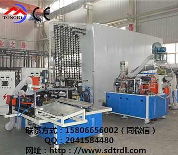 厂家供应TRZ-2017全自动圆锥纸管生产线-山东同日动力科技有限公司