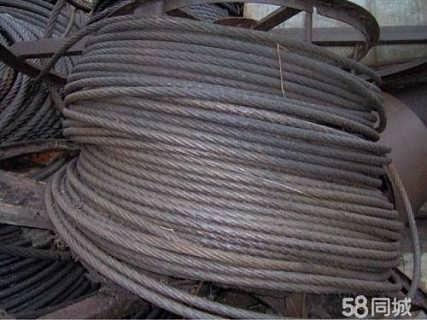 求购 北京各区回收钢丝绳价格北京钢丝绳回收