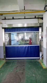 广东PVC快速门 PVC防尘快速卷帘门快速卷门 快速门