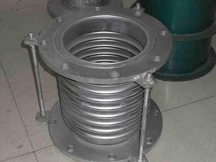 金属波纹管 防震波纹管道连接器-泊头市汇恒环保设备有限公司.