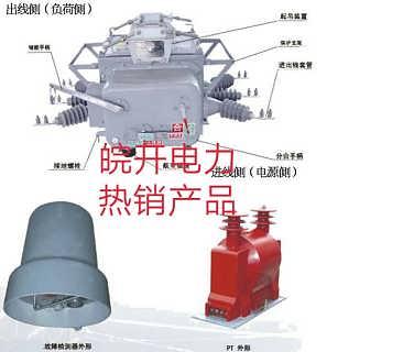ZW20-12F带遥控真空开关