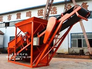 供应小型筛沙机-莱芜市莱城区震鸣磁选设备厂