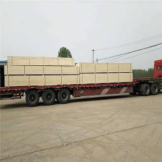 LVL多层板 出口包装箱用免熏蒸LVL木方