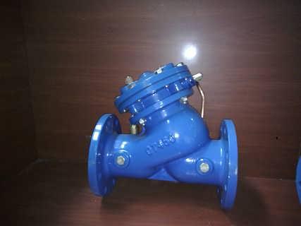 JD745X多功能水泵控制阀  德标闸阀 软密封闸阀-河北精航宇阀门制造有限公司