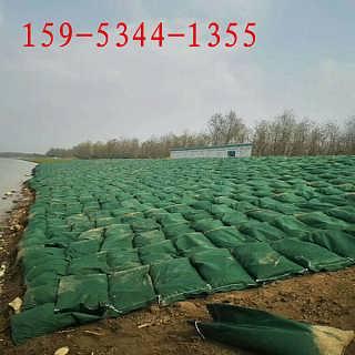 河道护坡绿化生态袋