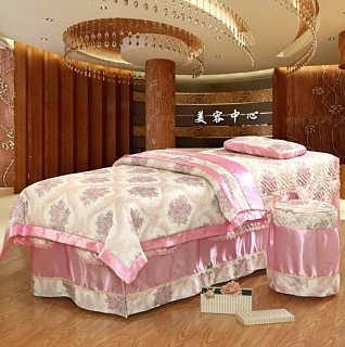 【美容床罩四件套】_海门美容床罩厂_海门美容床罩四件套厂家-海门市佳怡家纺有限公司