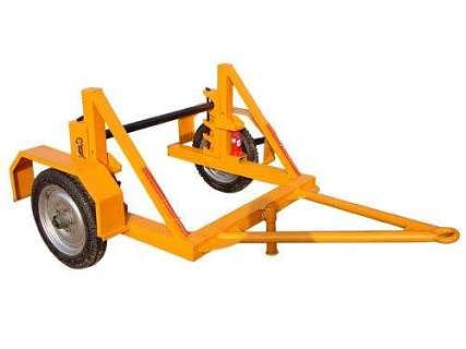 双稳机电缆拖车价格-双稳机电缆拖车报价