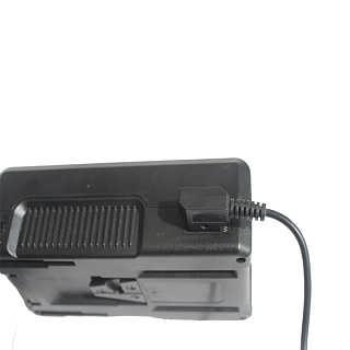 昱阳GXW-1便携式1通道旅行充电器 B型口摄影灯电池充电专用1.5A-郑州泰阳人电子科技有限公司