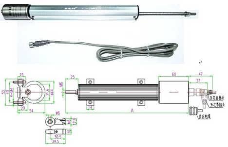 MTL3磁致伸缩位移传感器厂家
