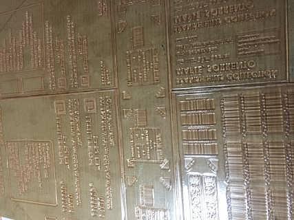 印刷板材3.94mm柔性树脂版