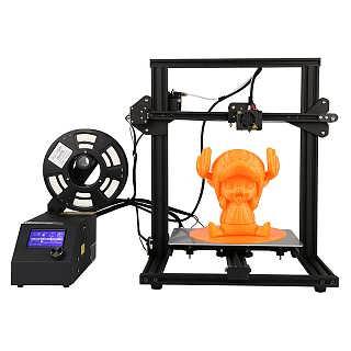 Creality3d CR-10 大尺寸DIY套件 创想FDM3D打印机