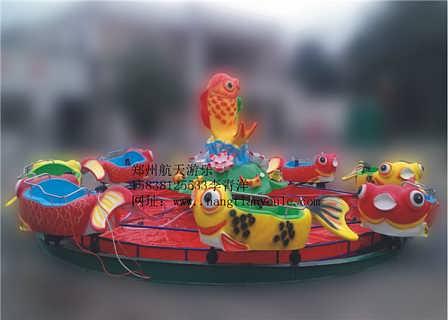节前现货供应游乐设备公园游乐设备鲤鱼跳龙门厂家直销-郑州航天游乐设备制造有限公司(销售部)