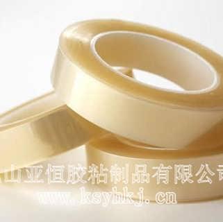 PET透明高温胶带 PET透明胶带 高温透明PET胶带-昆山亚恒胶粘制品有限公司销售部