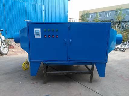 山东烟台活性炭废气处理设备哪家好-肃宁县国恩制冷设备服务有限公司
