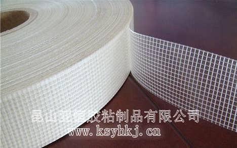 网格玻璃纤维胶带 高温玻璃纤维胶带 玻璃纤维胶带-昆山亚恒胶粘制品有限公司销售部