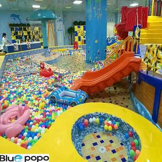 济南蓝泡泡室内恒温儿童水上乐园的特色-济南蓝泡泡环保科技有限公司