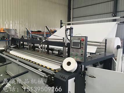 小型卫生纸加工设备哪家质量好-河南漯河鼎诚纸品机械有限公司