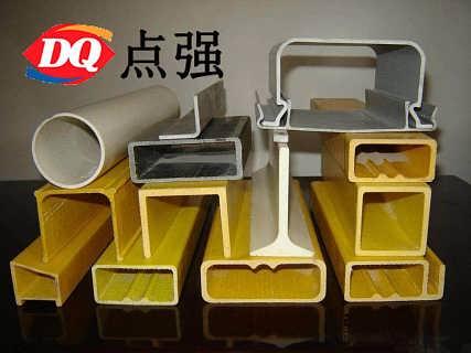 拉挤防腐槽钢-唐山拉挤生产厂家-河北点强环保设备有限公司(销售七部)