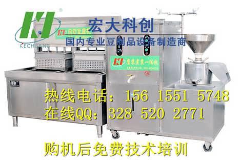 江苏盐城做豆腐设备多少钱小型豆腐生产线