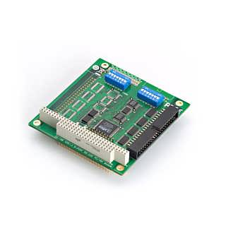 CA-104 4口RS-232 PC/104 嵌入式 模块 MOXA