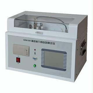 瑞徽电子GD6100油介质损耗自动测试仪