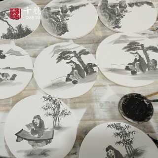 加工瓷像 瓷板瓷像价格 批发 采购 图片