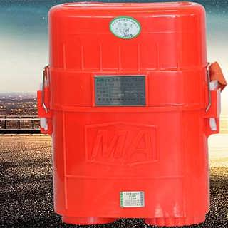 煤矿用45/30/60/120分钟隔绝式压缩氧气自救器矿用自救呼吸器