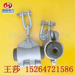 光缆固定夹 adss切线线夹  小跨距悬垂线夹生产厂家