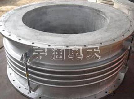 重庆烟风管道波纹补偿器