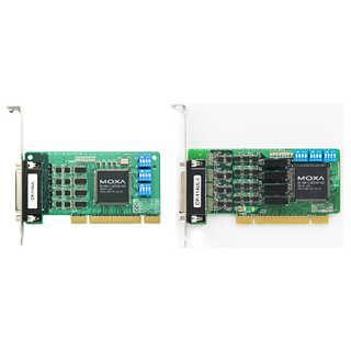 CP-114UL MOXA RS-232/422/485 聪明型串口卡 4串