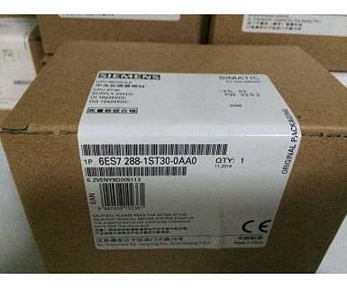 西门子6ESCPU模块6ES7288-1ST30-0AA0