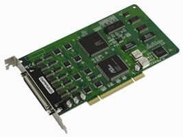 C218Turbo RS-232 8口 PCI 多串口卡 智能型 MOXA