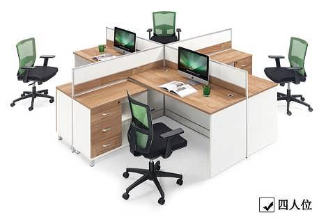 办公屏风桌椅定制生产