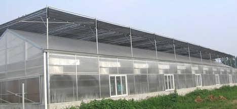 温室大棚外遮阳系统的作用及组成