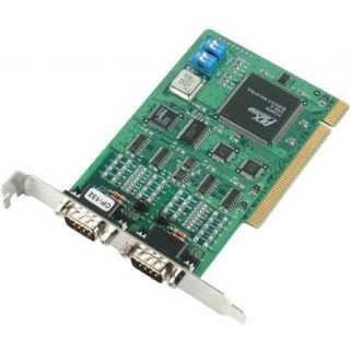 CP-132I MOXA 2口RS-422/485 PCI 多串口卡