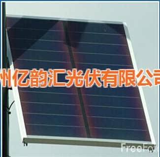 太阳能亿韵汇光伏光伏太阳能组件回收
