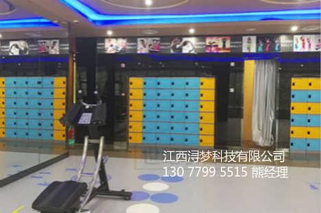 健身房塑料更衣柜厂家直销-江西浔梦科技有限公司