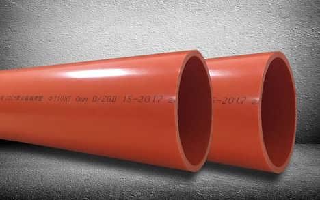 复合高强度实壁管