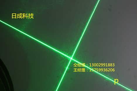 绿光大十字标线器P