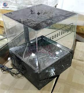 小型中型迷你水族用品亚克力鱼缸水族箱