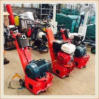 轻型电机传动式地面铣刨机械手扶铣刨机厂家