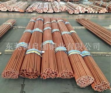 广州红铜棒批发 广州紫铜棒厂家-东莞铜启伽铜业有限公司
