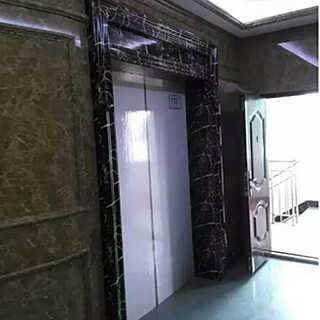 石塑电梯门套-济南澜亭新型材料有限公司.