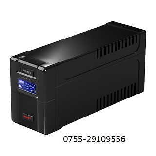 EA1000系列高频后备式单进单出UPS-深圳市美克能源科技股份有限公司