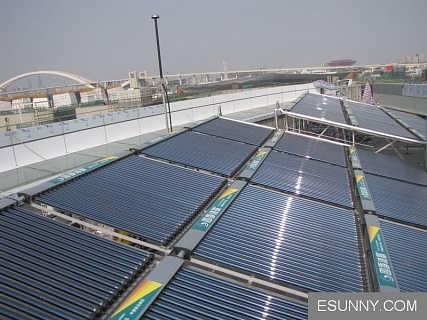 湖南商用太阳能热水器工程、长沙商用太阳能热水器工程-北京四季沐歌工程技术有限公司