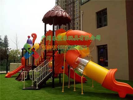 广州 中山 深圳户外幼儿园滑梯小区公园滑滑素材价格-广州乐宜乐玩具有限公司