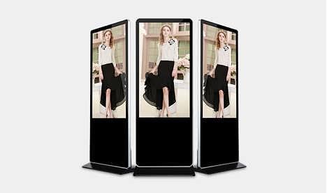 立式广告机-广州王牌显示科技有限公司