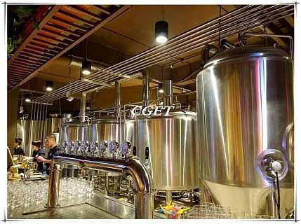 1000L啤酒设备
