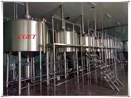 中小型啤酒厂设备