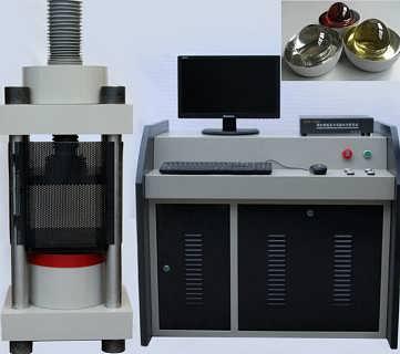 球团矿、焦结矿抗压强度测试专用仪器-济南旭联仪器制造有限责任公司
